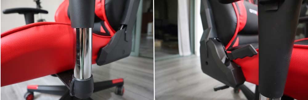 GTracing Chair build quality
