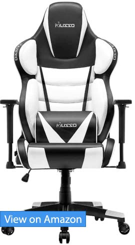 Musso White Gaming Chair Review