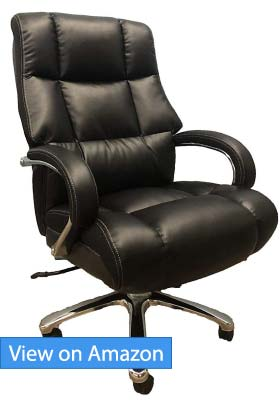 US Office Elements Executive Office chair review