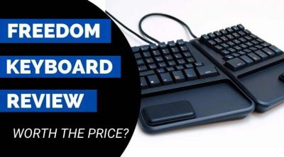 Zergo Freedom Ergonomic Keyboard Review