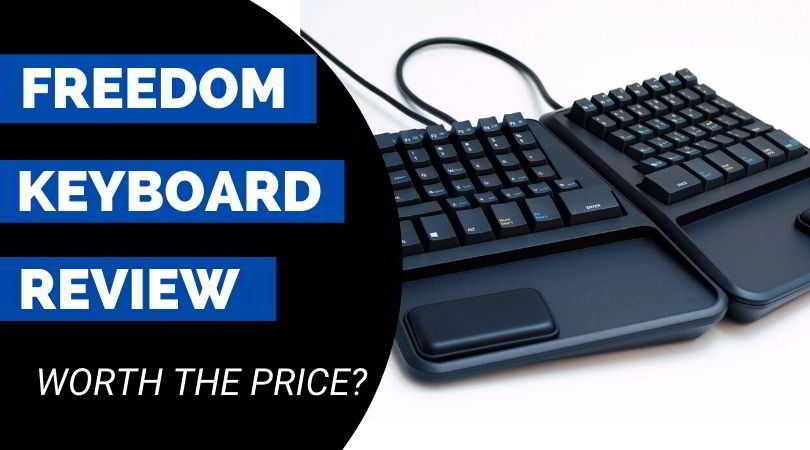 Zergo Freedom Ergonomic Keyboard Review