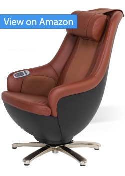 Nouhaus Massage Chair with Ottoman Review
