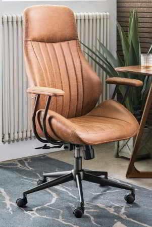 Ovios Suede Executive Chair Review