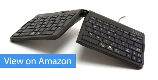Goldtouch Go!2 GTP-0044 Adjustable Ergonomic Keyboard Review