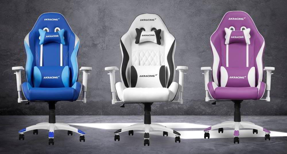 AKRacing California Gaming Chairs