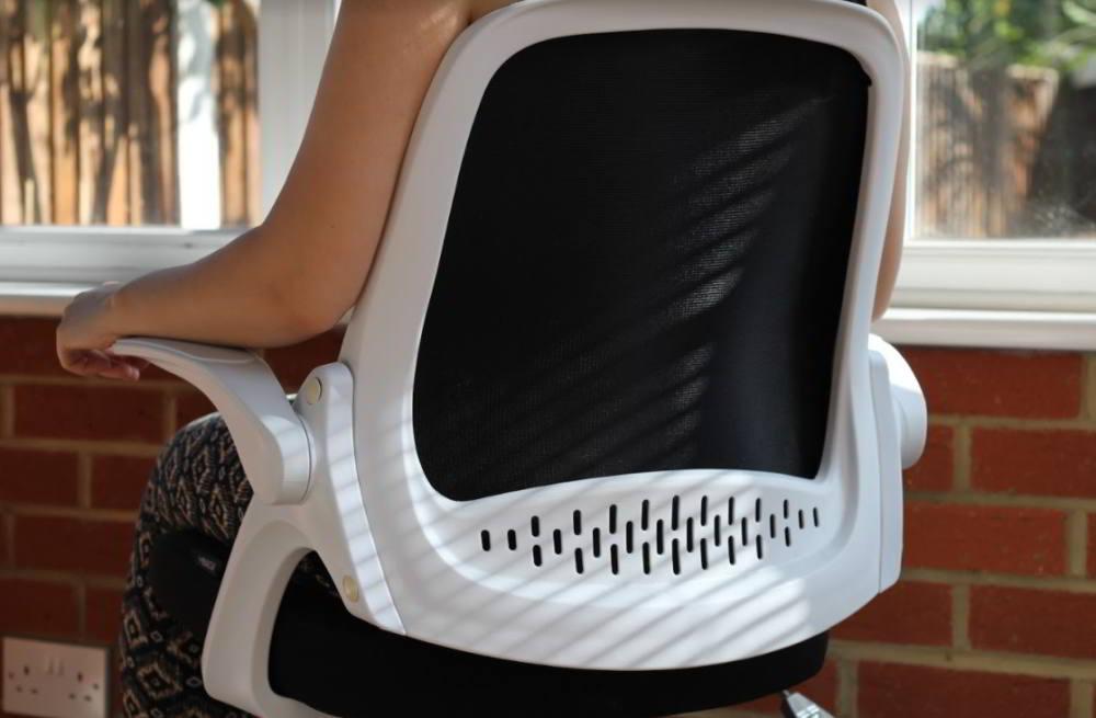 Hbada Office Task Chair Mesh Backrest
