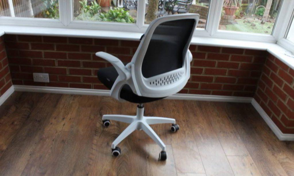 Hbada Office Task Chair Build quality