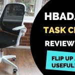 Hbada Office Chair Review (Folding Arms Any Good?)