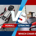 Homall vs GTRacing Gaming Chair (Side by Side Comparison)