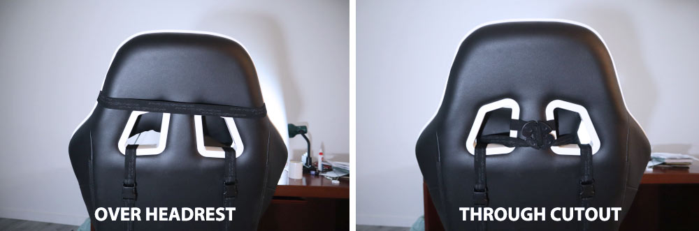 DXRacer neck pillow