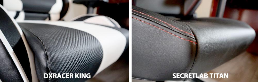 DXRacer vs Secretlab seats
