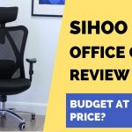 Sihoo Ergonomic Office Chair Review – Budget at What Price?