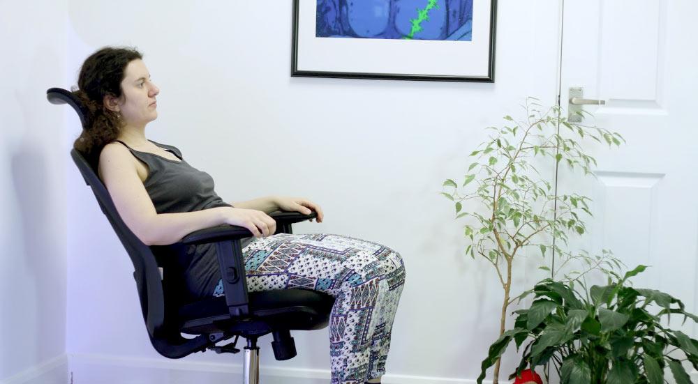 Sihoo M18 Office Chair Backrest Tilt
