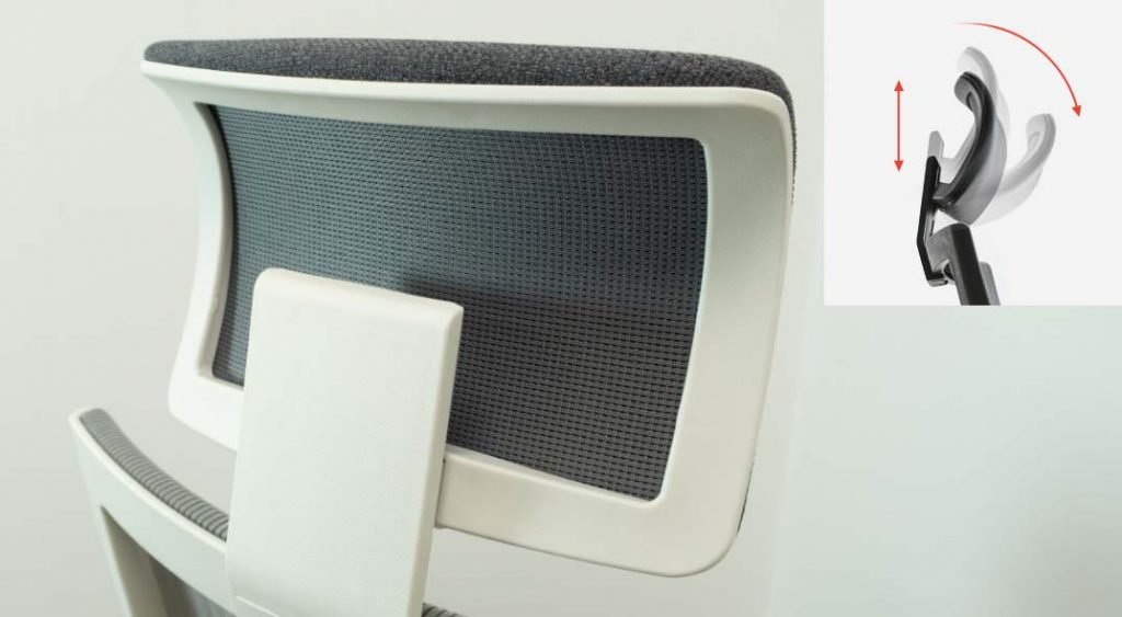 Sidiz T80 headrest