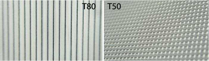 Sidiz T80 vs T50 Mesh Backrest