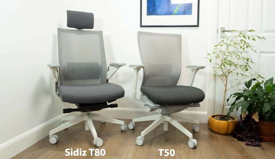 Sidiz T80 Office Chair vs Sidiz T50