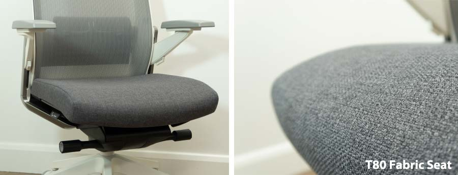 Sidiz T80 Office Chair seat cushion