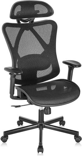 Sunnow tall office chair review
