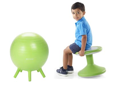 Active Sitting chairs for children