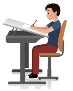 Adjustable Children Desks